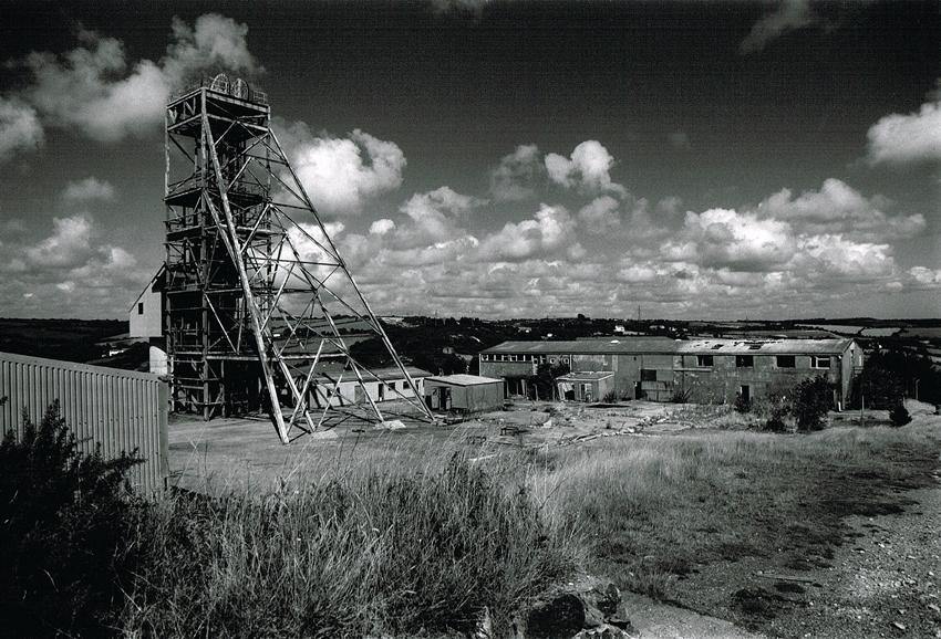 Mount Wellington Mine