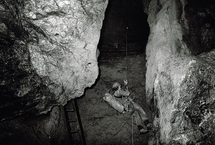 Cornish Mines Underground 1