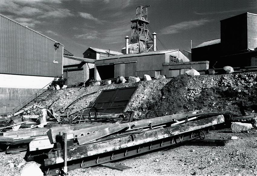 Geevor Tin Mine Gallery 1