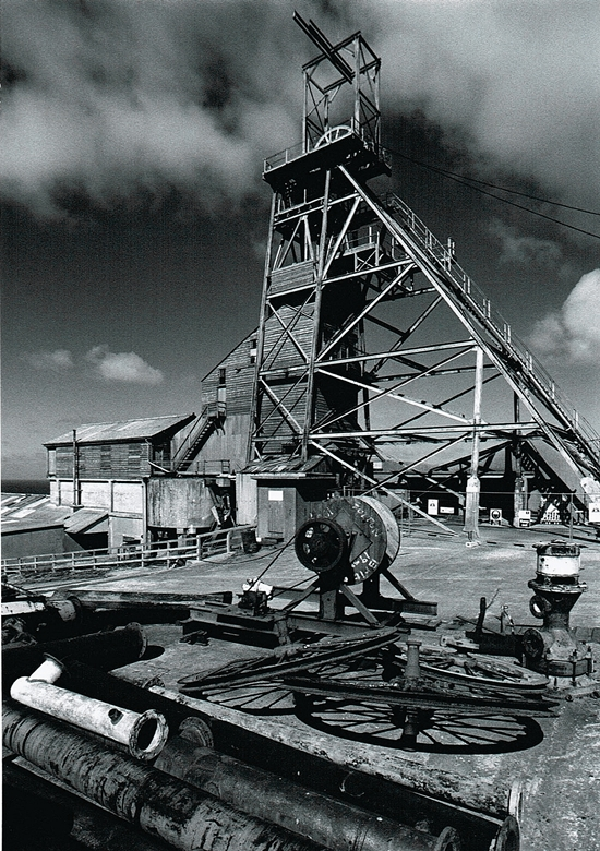 Geevor Tin Mine Gallery 1