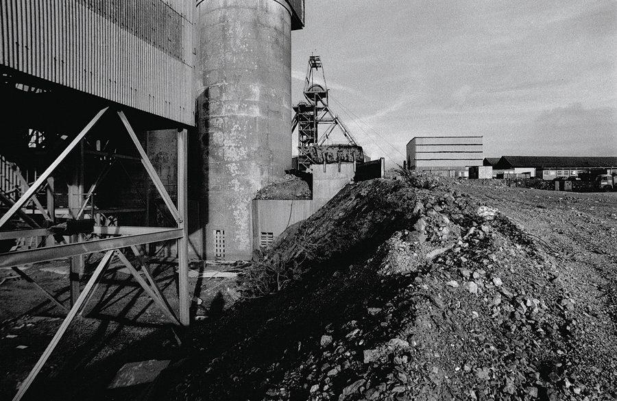 South Crofty Mine History