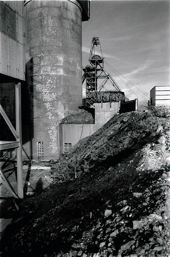 South Crofty Mine Surface 1