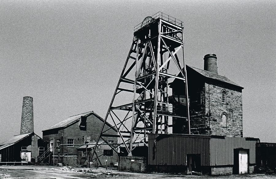 South Crofty Mine History
