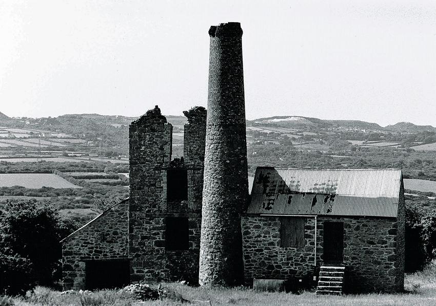 St Austell Mines Belowda Hill Mine