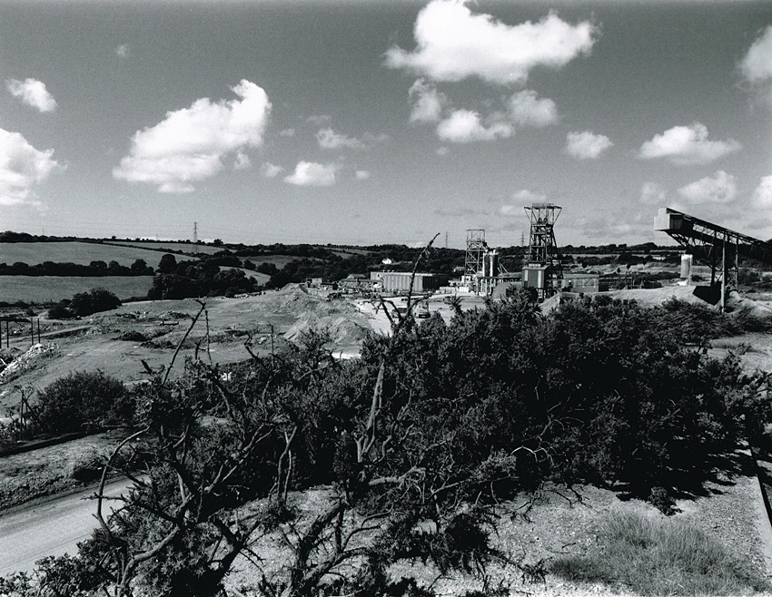 Wheal Jane Mine