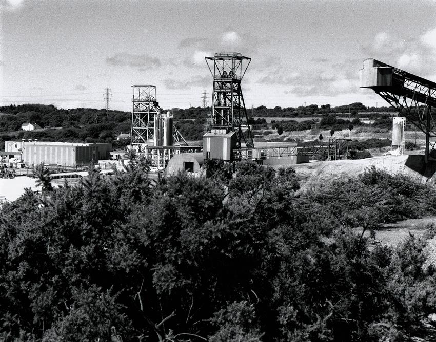Wheal Jane Mine Gallery 1.1