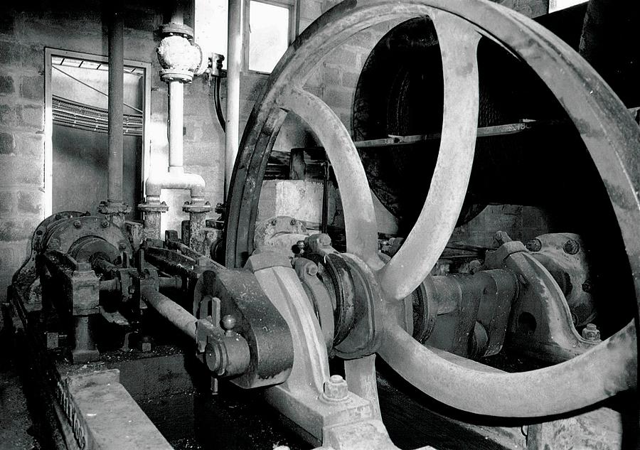 Robinson's Shaft Winders