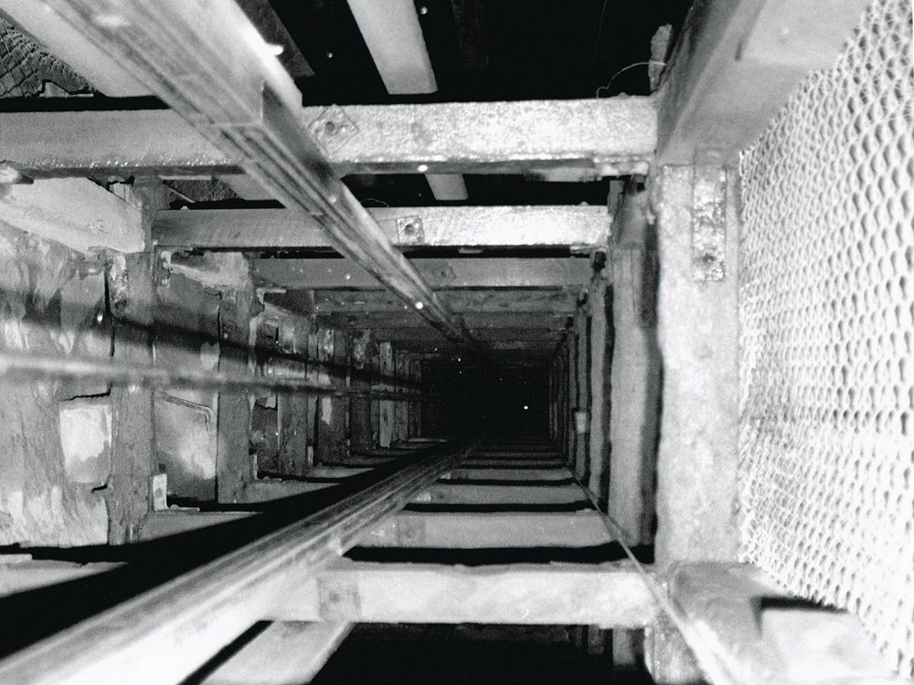 South Crofty Mine Underground Galleries