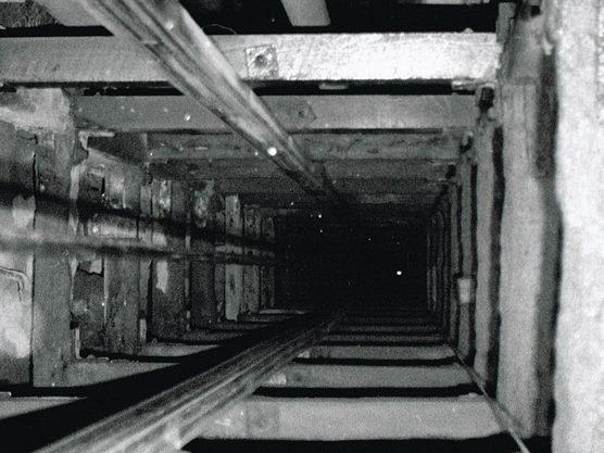 South Crofty Mine Underground Galleries