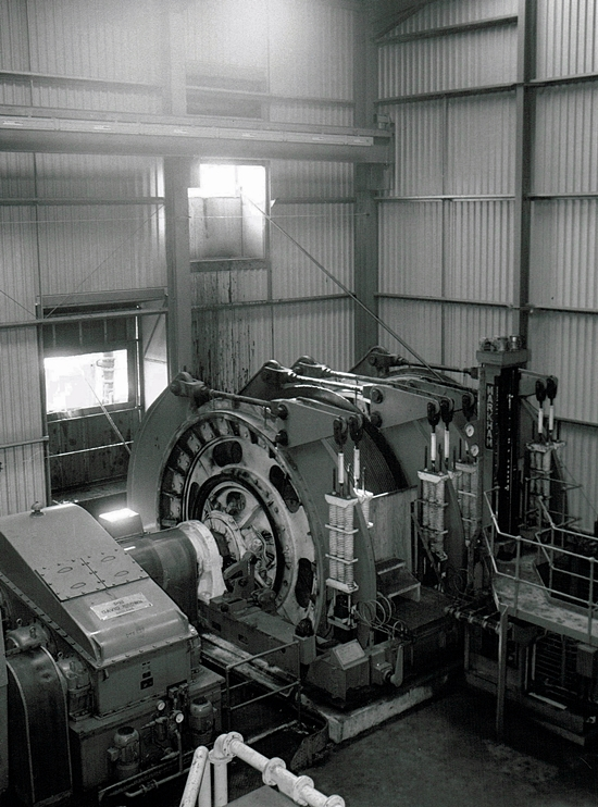 South Crofty Mine Inside 1