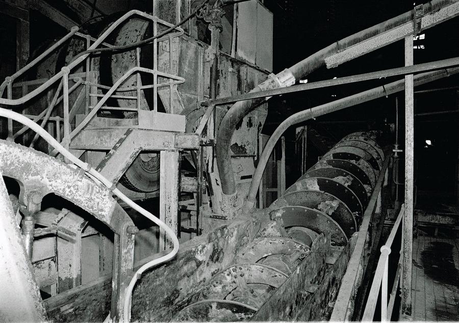 South Crofty Mine Mill 2 . 11