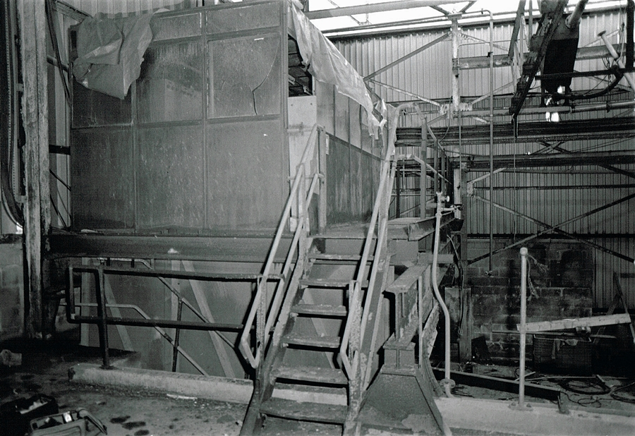 South Crofty Mine Mill 2 . 12