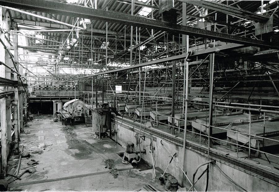South Crofty Mine Mill 2 . 13