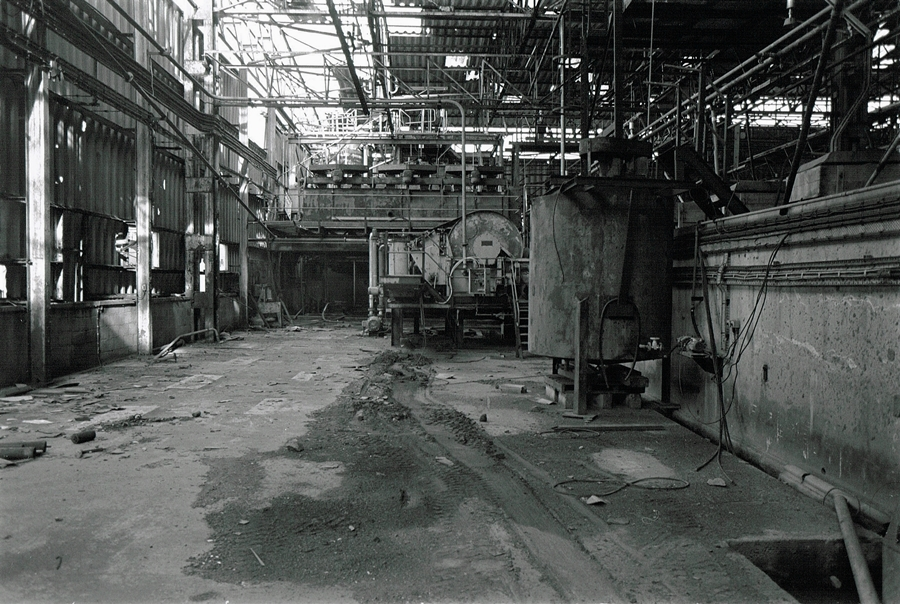 South Crofty Mine Mill 2 . 14