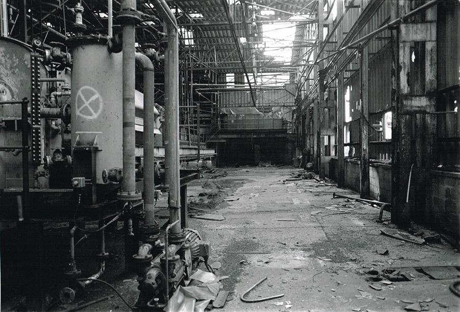 South Crofty Mine Mill 2 . 16