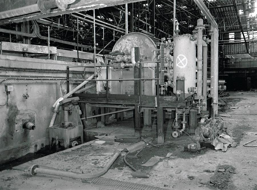 South Crofty Mine Mill 2 . 17