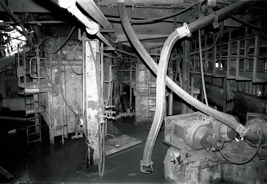 South Crofty Mine Mill 2 . 3