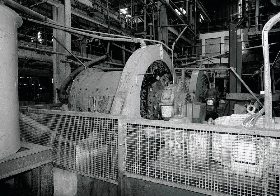 South Crofty Mine Mill 2 . 4