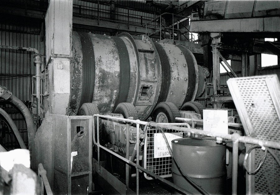 South Crofty Mine Mill 2 . 7