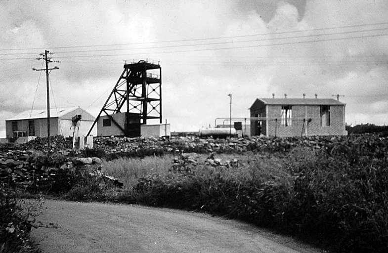Geevor Mine Treweek's Shaft