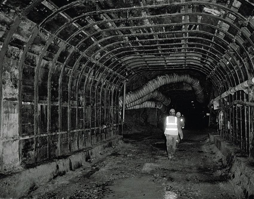 South Crofty Mine 2016