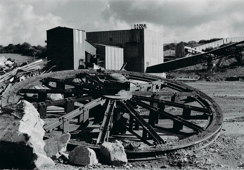 Wheal Jane Mine Gallery 2.1