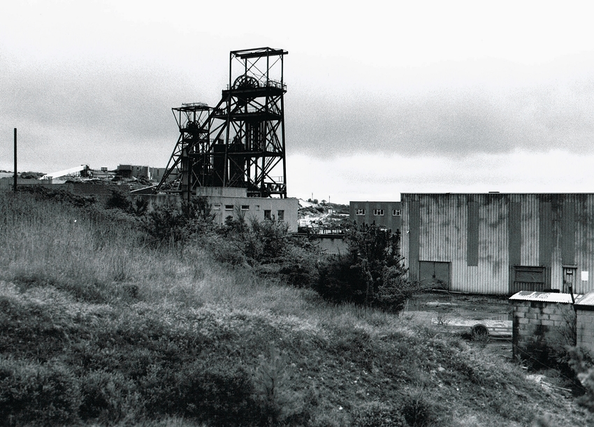Wheal Jane Mine Gallery 2.18