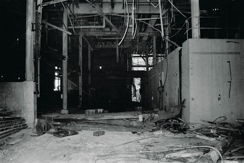 Mount Wellington Mine Gallery 2
