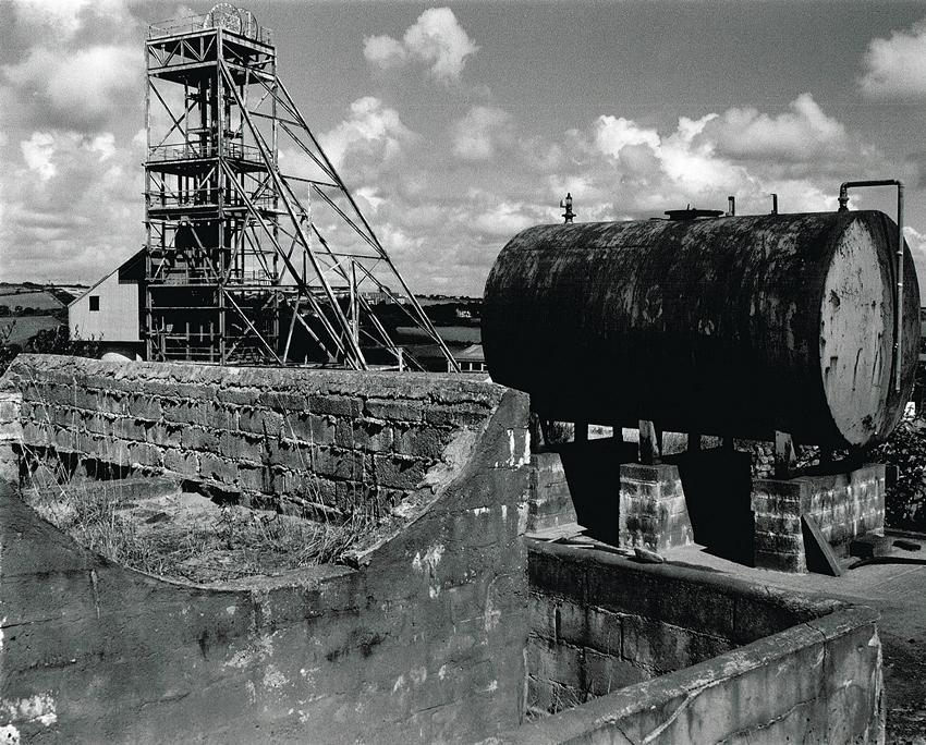 Mount Wellington Mine Gallery 1
