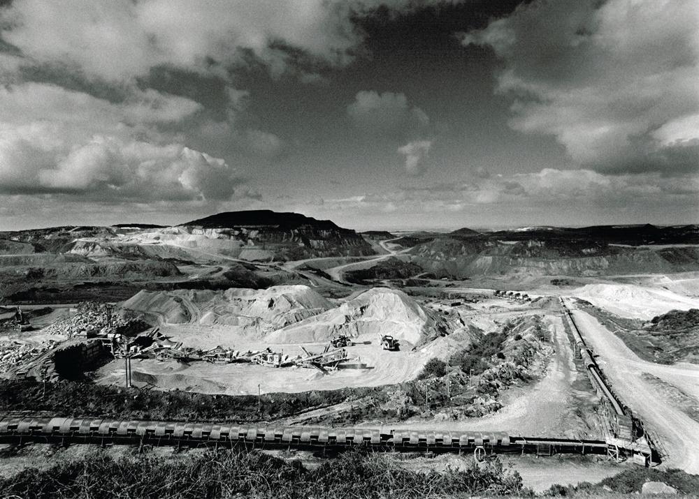 China Clay Area