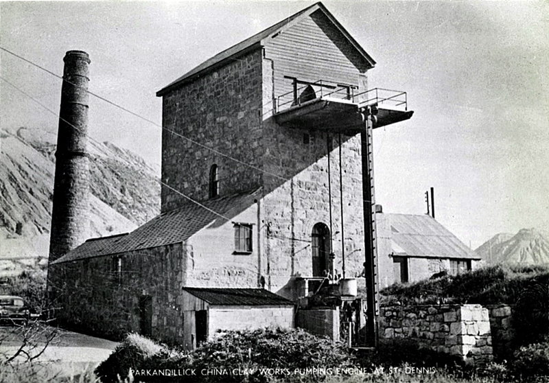Parkandillick Engine House