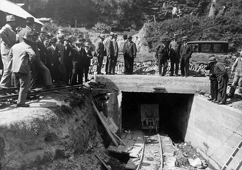 Portreath Tunnel