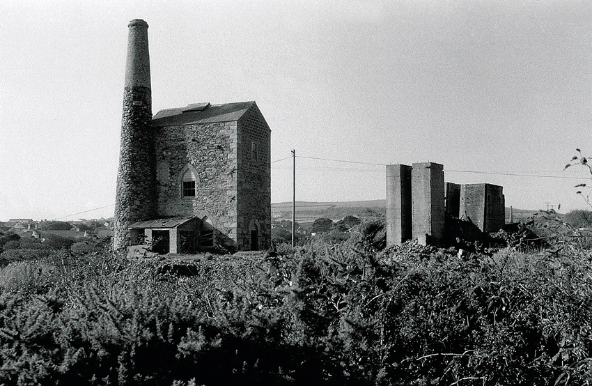 St Agnes Mining District