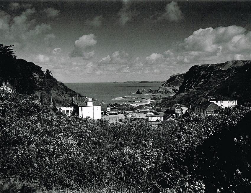 St Agnes Mining District