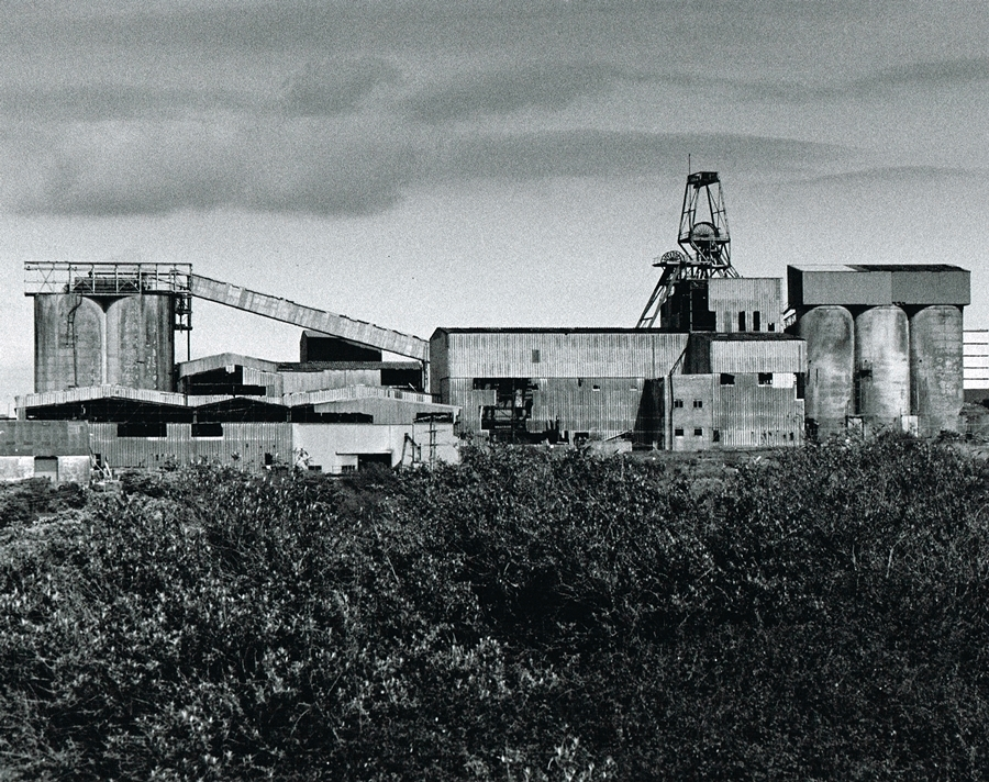 South Crofty Mine Surface 5