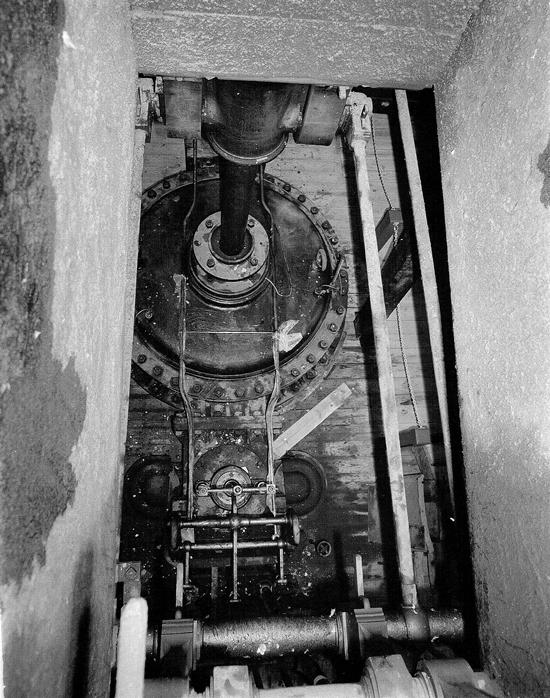 Robinson's Engine