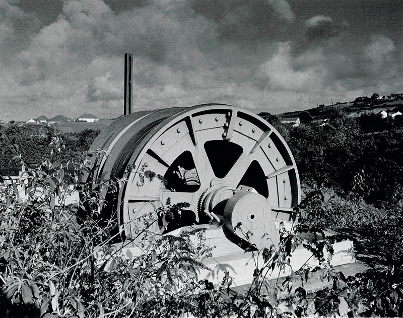 Dolcoath Mine Winder