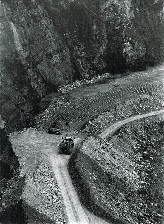 Delabole Quarry