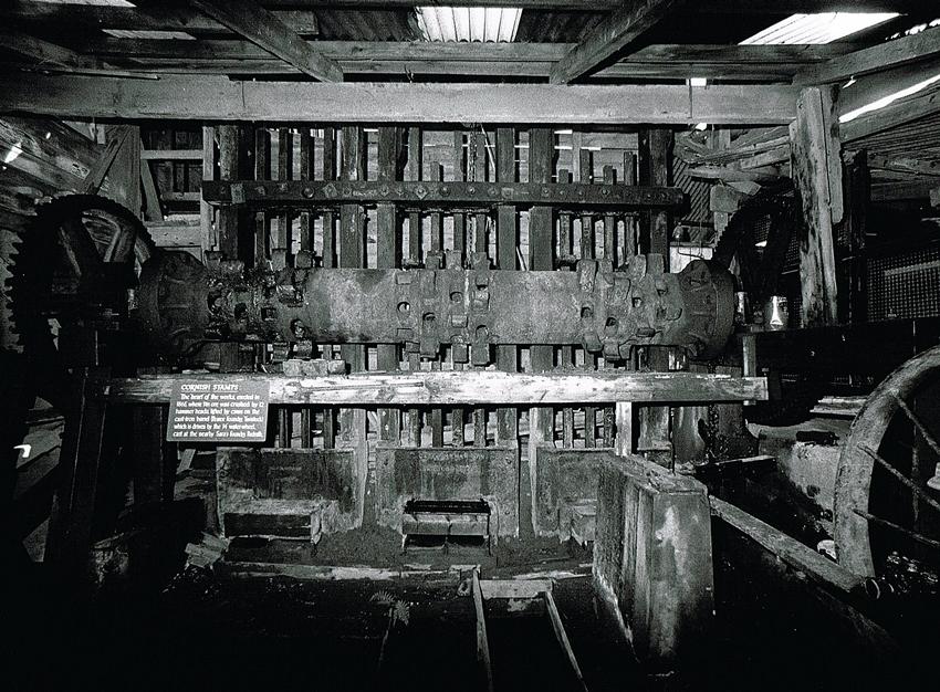 Redruth Mining District