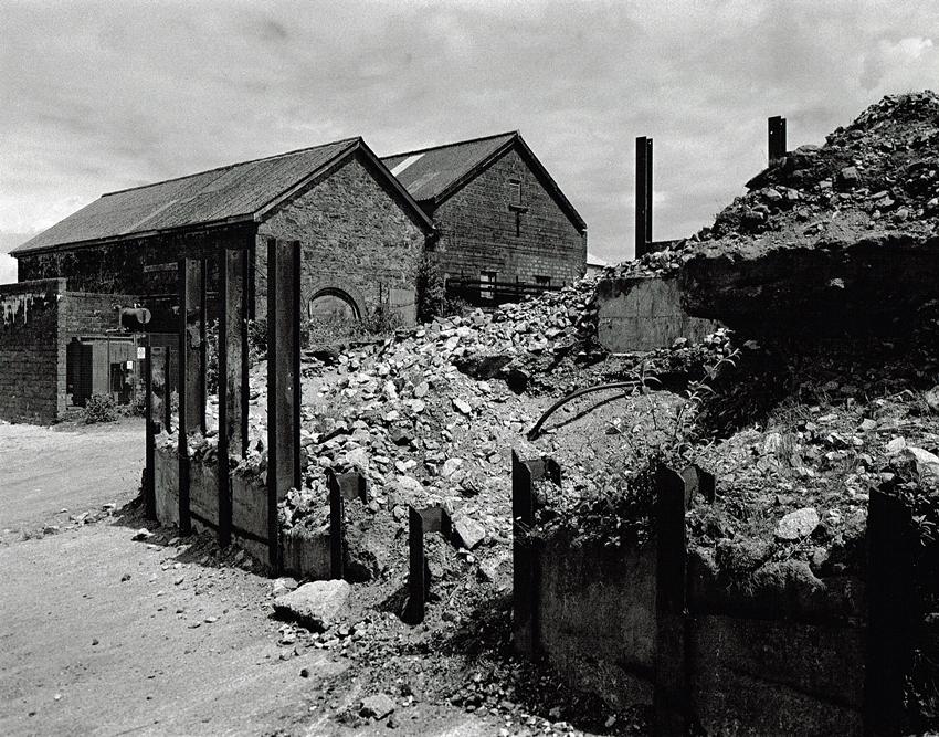 South Crofty Mine Surface 2016