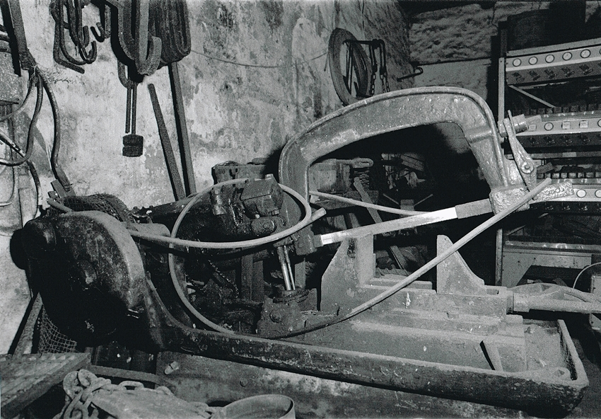 South Crofty Mine Inside 2016