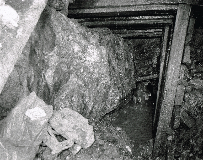 Cornish Mines Underground 3