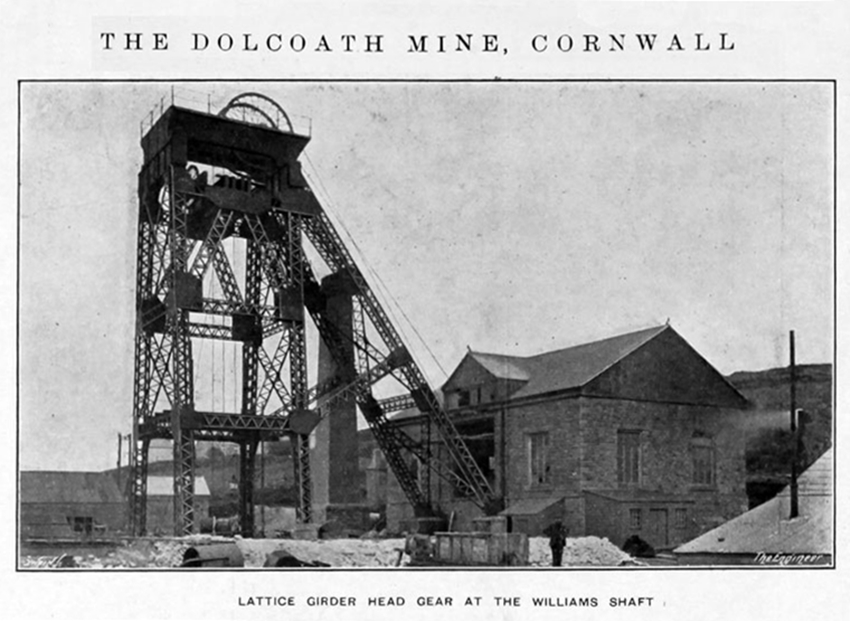 Dolcoath Mine William's Shaft