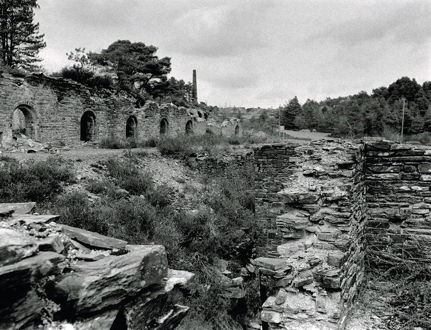 West Devon Mining District