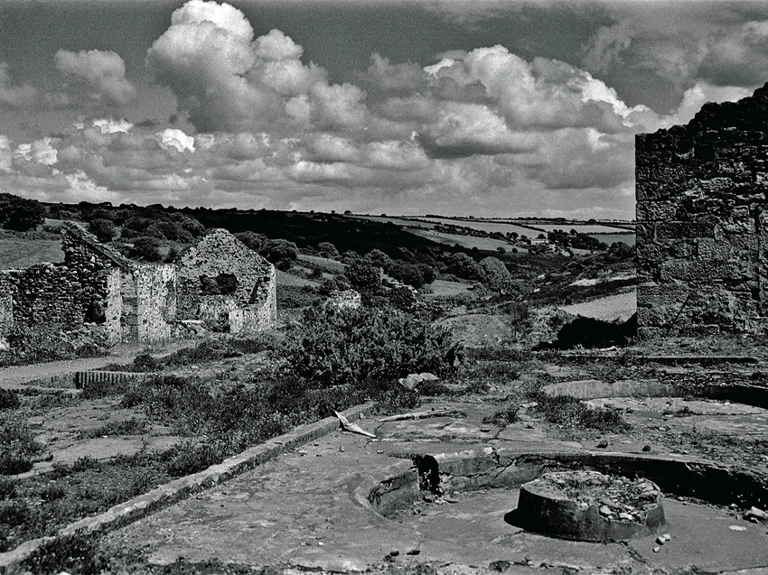 Poldice Mine