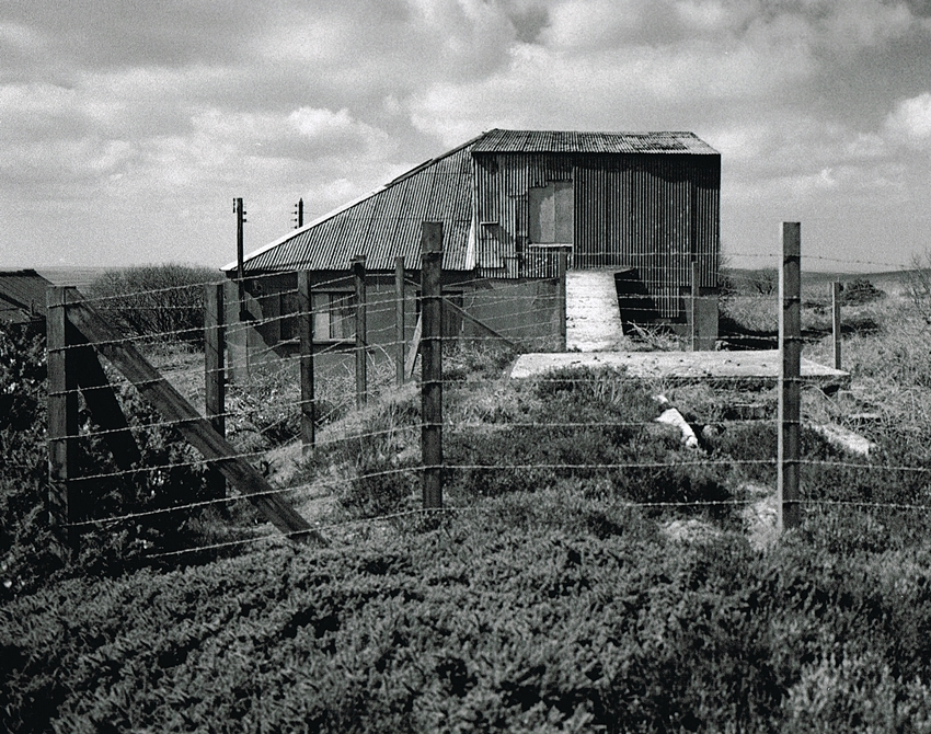 Castle-an-Dinas Wolfram Mine
