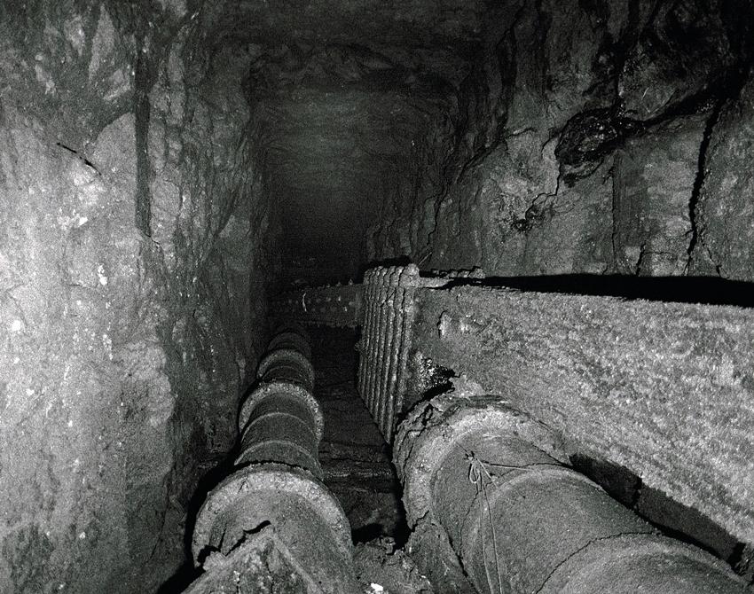 Cornwall Underground Home