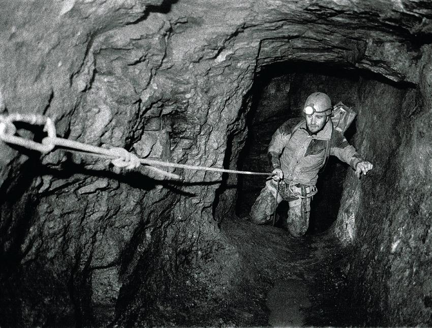 Cornish Mines Underground 4