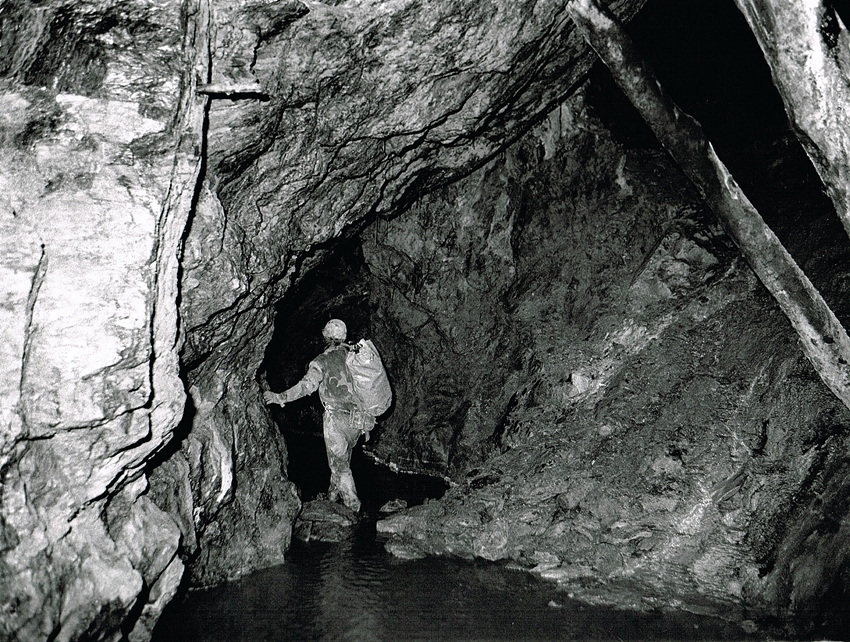 Cornish Mines Underground 1