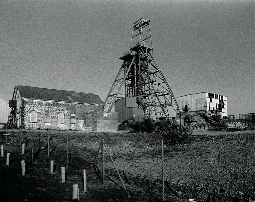 Cornish Mine Images - The Modern Mines
